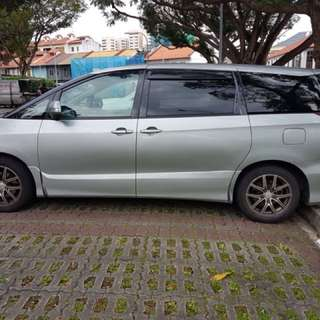 Estima 7, 8 seater and 9 Seater MPV