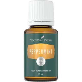 Young Living Peppermint Essential Oil 15ml