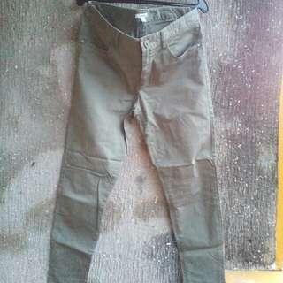 (REPRICED) Bossini Skinny Pants