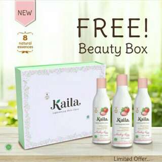 BOX Package - Kaila Lightening Body Lotion