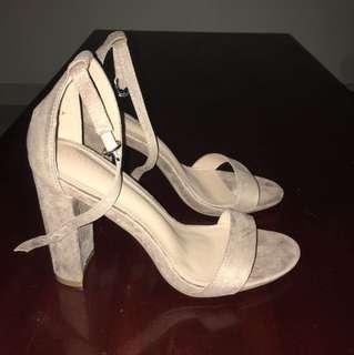Parisian Nude heels