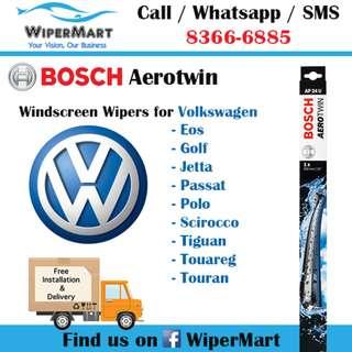 Volkswagen Car wiper