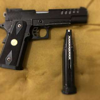 Airsoft 45 Caliber Style