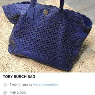Authentic! Tory Burch Bag