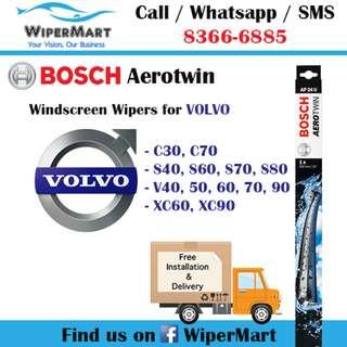 Volvo Car Wiper