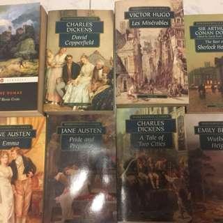 Literature/Classics