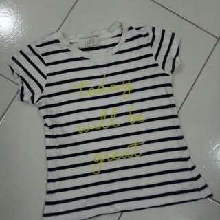 T shirt for girl infant