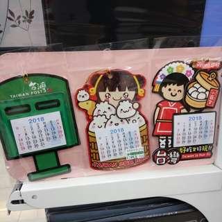 Kalender magnet