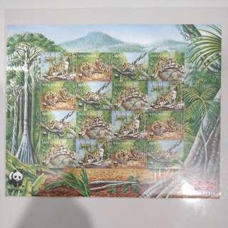 Malaysia WWF Stamps