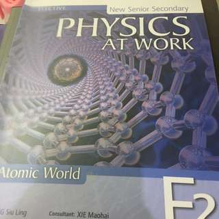 Oxford nss physics at work atomic world