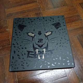 [Preloved] Beast - Fiction and Fact Album