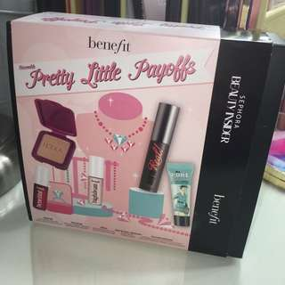Benefit gift bundle