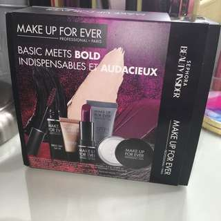 Makeup For Ever bundle