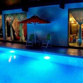 Port Dickson in-room Jacuzzi Langit Langi Resort #hotel #stay