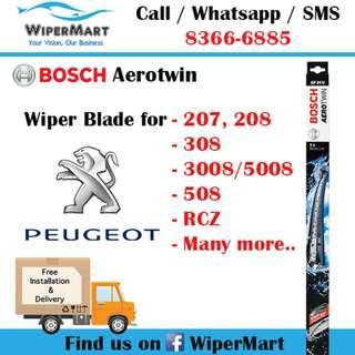 Peugeot Car Wiper