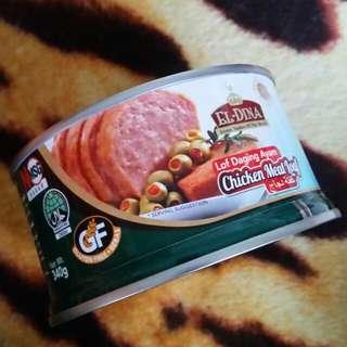 Chicken Meat Loaf