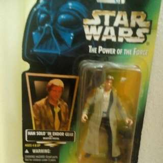 Han Solo Kenner 1996.