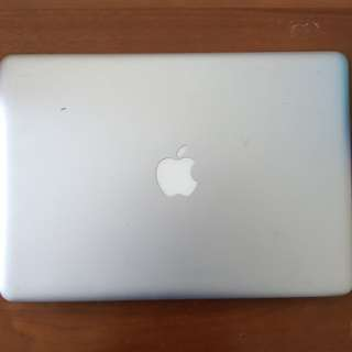 Apple MacBook Pro 13 Inch [SPOILT]