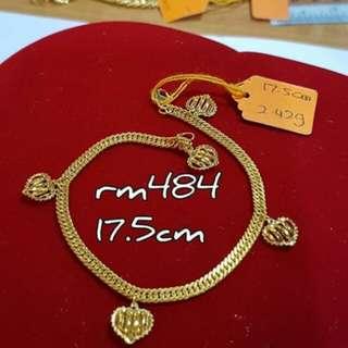 GOLD 916