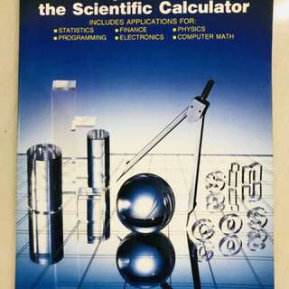 Computing with Scientific Calculator Book