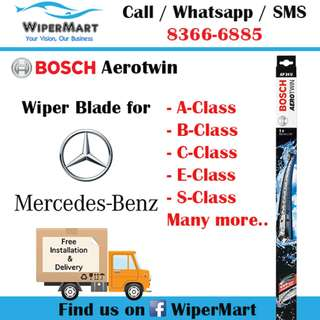MERCEDES-BENZ car wiper