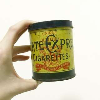 State Express Cigarette 555 Tin