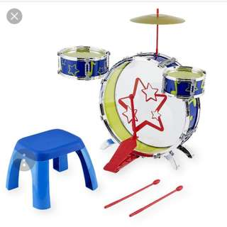Bru My First Drum Set