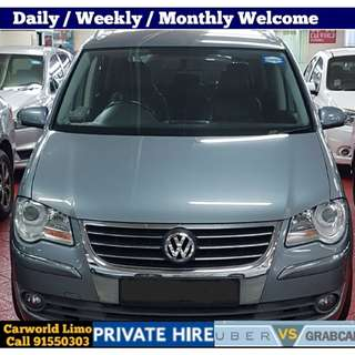 Volkswagen Touran 1.4 Auto Comfort TSI DSG