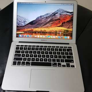 Macbook air 2014 13""