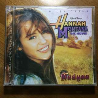 CD Hannah Montana The Movie (Ost)