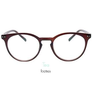 foptics Eyewear - Prescription Glasses - Parker in Tea