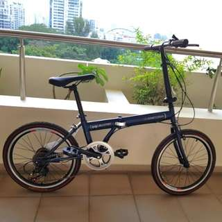 Archer P8 Foldable Bicycle