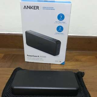 PowerBank (Anker PowerCore II 20000)