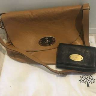 Mulberry Cross Bag & Wallet