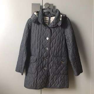 Burberry Black Label Puffy Coat