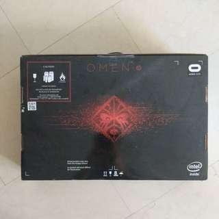 Omen Notebook 15-ce026TX(Gaming Laptop)