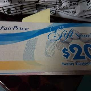 Selling Ntuc Vouchers