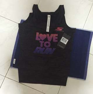 🆕 BNWT Skechers Ladies Dreamer Tank 🆕