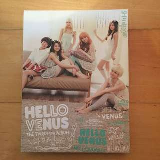 Hello Venus - Do You Want Some Tea? [3rd Mini Album]