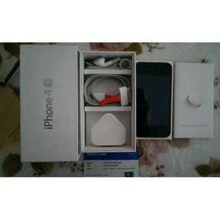 Original iPhone 4s Black