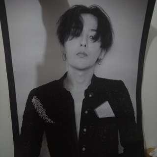 G Dragon 特別版 poster