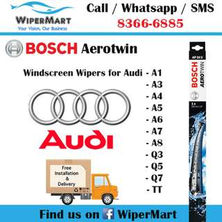 AUDI Car wiper