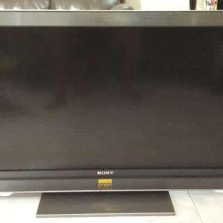 Sony Bravia 40 inch LCD full HD TV