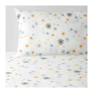 [IKEA] TILLGIVEN 3-piece bedlinen set for Cot / Multicolor