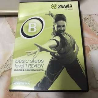 Zumba Basic Steps Level 1 Review for Instructors