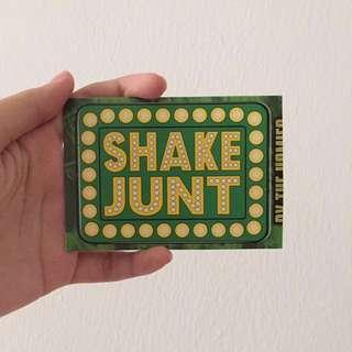 Sticker SHAKE JUNT