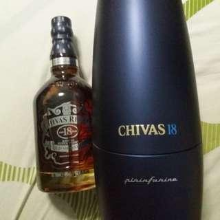 Chivas Regal 18 Pininfarina Edition