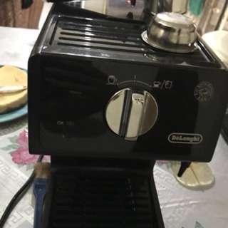 Grinder & Espresso Maker