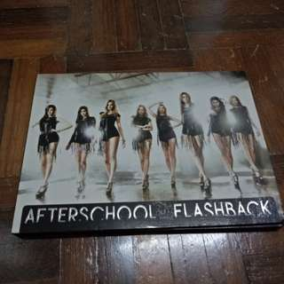 [Preloved] After School - Flashback(Maxi Single)