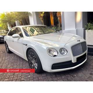 Bentley Continental Flying Spur 4.0A V8